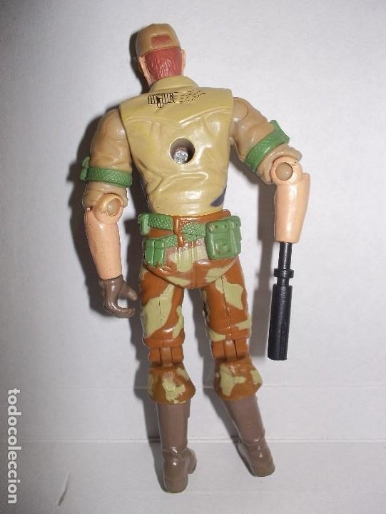 Figuras y Muñecos Gi Joe: GI JOE RECONDO V3 GIJOE 2003 - Foto 2 - 189648405