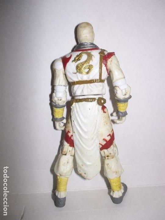 Figuras y Muñecos Gi Joe: GI JOE STORM SHADOW V11 GIJOE 2004 - Foto 2 - 189654758