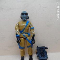 Figuras y Muñecos Gi Joe: GIJOE FRAG VIPER V1 (FRAG VÍBORA) 1989 HASBRO. Lote 190230298