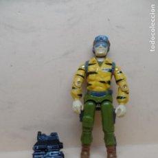Figuras y Muñecos Gi Joe: GIJOE LIFELINE V2 (TIGER FORCE) (DOC) 1988 HASBRO. Lote 192113475