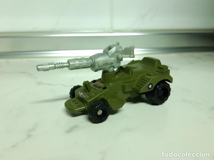 ☆ ☆ TANK CAR 1988. - GI JOE. COBRA BY HASBRO (Juguetes - Figuras de Acción - GI Joe)