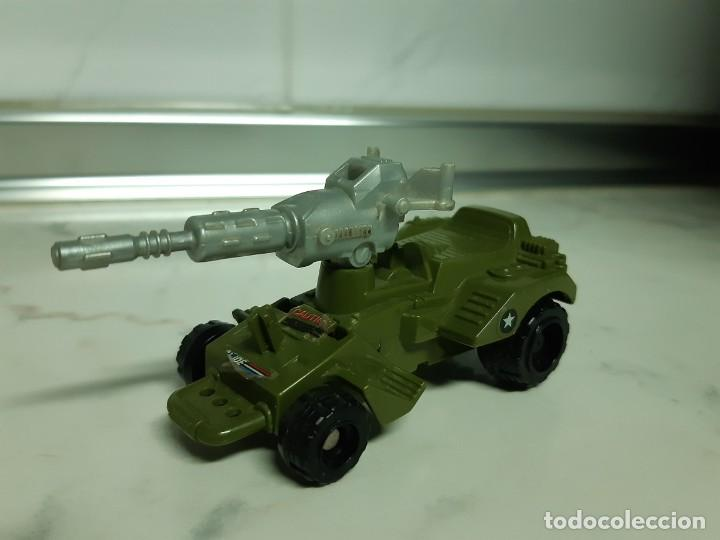 Figuras y Muñecos Gi Joe: ☆ ☆ TANK CAR 1988. - GI JOE. COBRA BY HASBRO - Foto 2 - 193376183