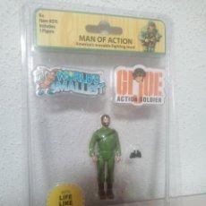 Figuras y Muñecos Gi Joe: GIJOE ACTION SOLDIER - HASBRO. Lote 194162966