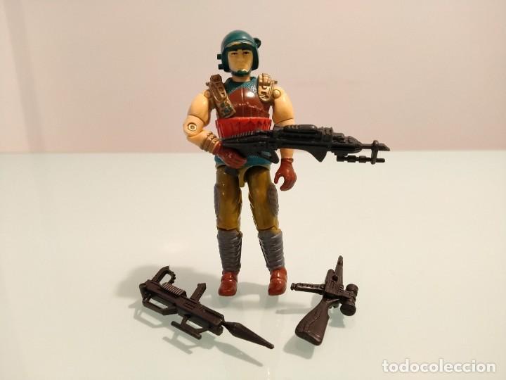 GI JOE_DODGER (V2) 1990 (Juguetes - Figuras de Acción - GI Joe)