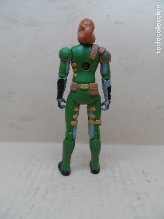 Figuras y Muñecos Gi Joe: GIJOE SCARLETT V4 (VALOR VS VENOM) 2004 HASBRO - Foto 2 - 194365955