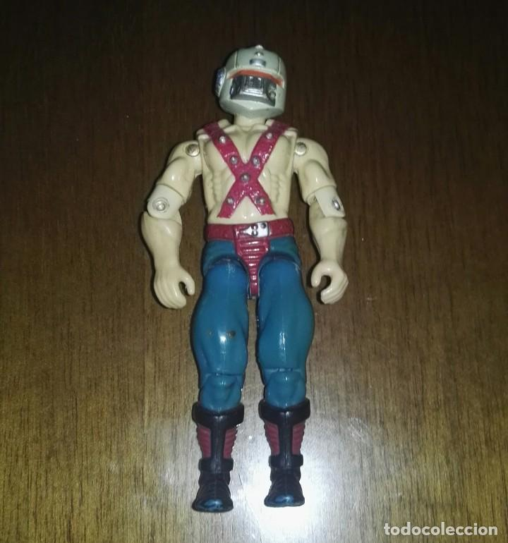 GI JOE CON CASCO RAR (Juguetes - Figuras de Acción - GI Joe)