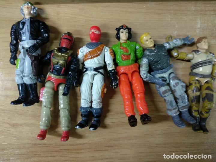 Figuras y Muñecos Gi Joe: Lote Gi joe y otras figuras, algunos accesorios - Ice viper - Gijoe - Luke Skywalker - Catwoman - Foto 2 - 194675790