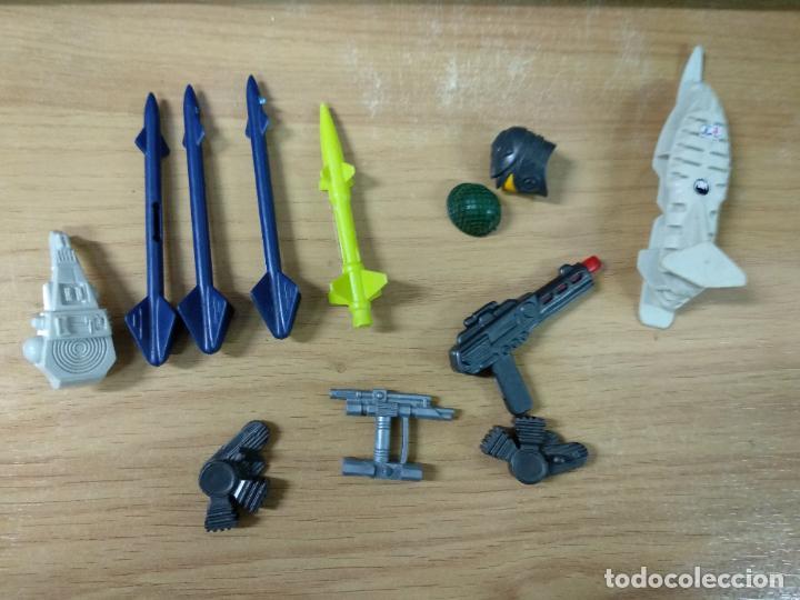 Figuras y Muñecos Gi Joe: Lote Gi joe y otras figuras, algunos accesorios - Ice viper - Gijoe - Luke Skywalker - Catwoman - Foto 5 - 194675790
