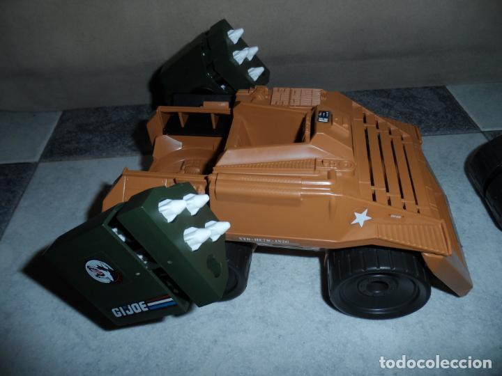 Figuras y Muñecos Gi Joe: GIJOE VEHÍCULO MEAN DOG 1988 HASBRO - Foto 6 - 194864328