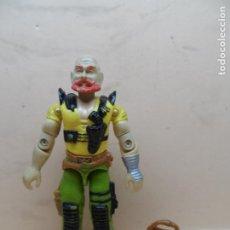 Figuras y Muñecos Gi Joe: GIJOE TAURUS V1 (TORO) (SLAUGHTER RENEGADES) 1987 HASBRO. Lote 194866788