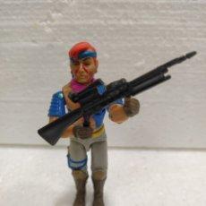 Figuras y Muñecos Gi Joe: GI JOE ZANDAR V.1 DE 1986 ZARTAN'S BROTHER. DREADNOK.. Lote 195038568