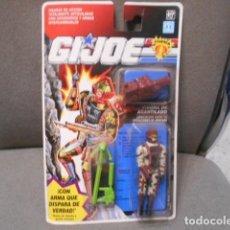 Figuras y Muñecos Gi Joe: GIJOE - GI JOE EN BLISTER - VIBORA DE ACANTILADO. Lote 195097400