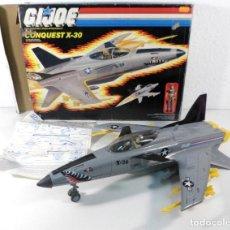 Figuras y Muñecos Gi Joe: GI JOE CONQUEST X-30 EN CAJA ORIGINAL CON FIGURA DE ACCIÓN. Lote 195172728