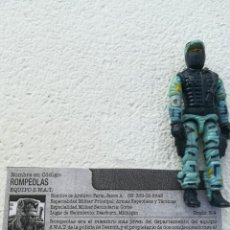 Figuras y Muñecos Gi Joe: ROMPEOLAS SHOCKWAVE GI JOE. Lote 195230808