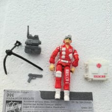 Figuras y Muñecos Gi Joe: LIFELINE (V1) RESCUE TROOPER DOC GI JOE. Lote 195232436
