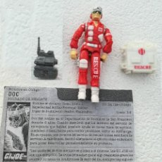 Figuras y Muñecos Gi Joe: LIFELINE (V1) RESCUE TROOPER DOC GI JOE. Lote 195232525