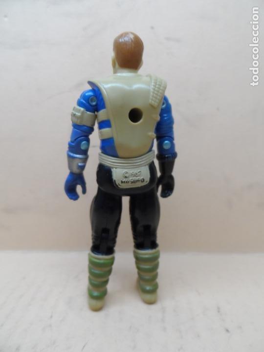 Figuras y Muñecos Gi Joe: GIJOE KNOCKDOWN V1 (BATTLEFORCE 2000) 1987 HASBRO - Foto 2 - 195357356
