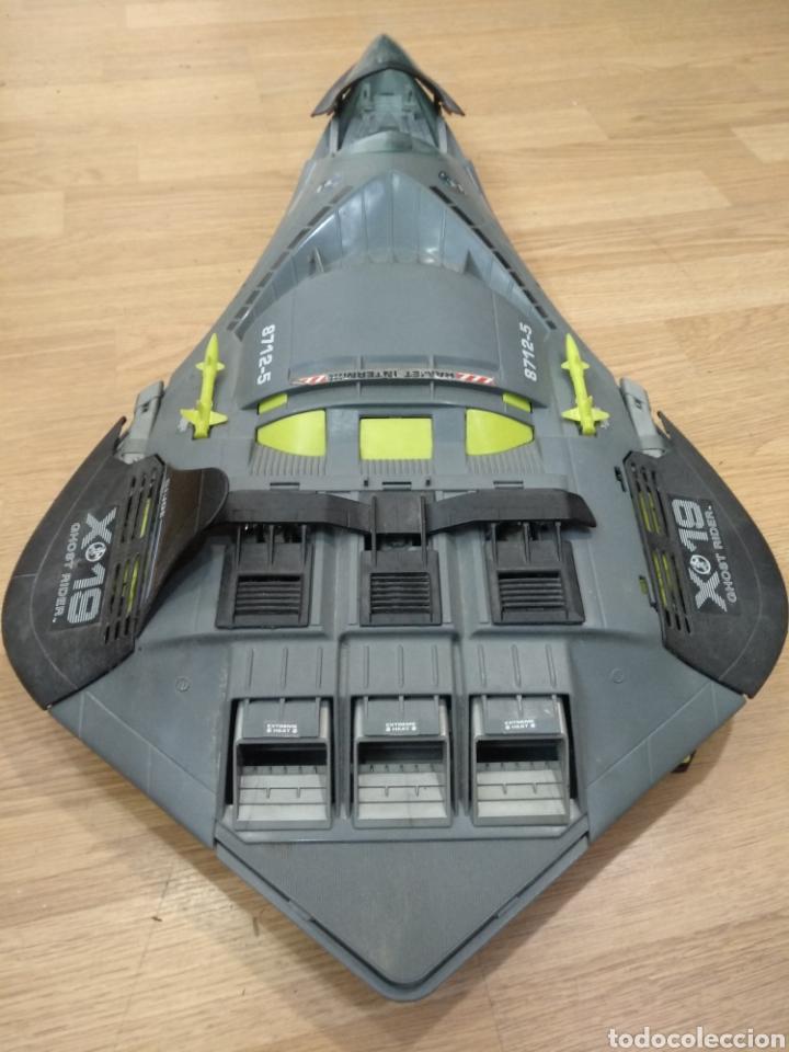 vehículo gi-joe gijoe phantom x-19. nave 1988 h - Comprar ...