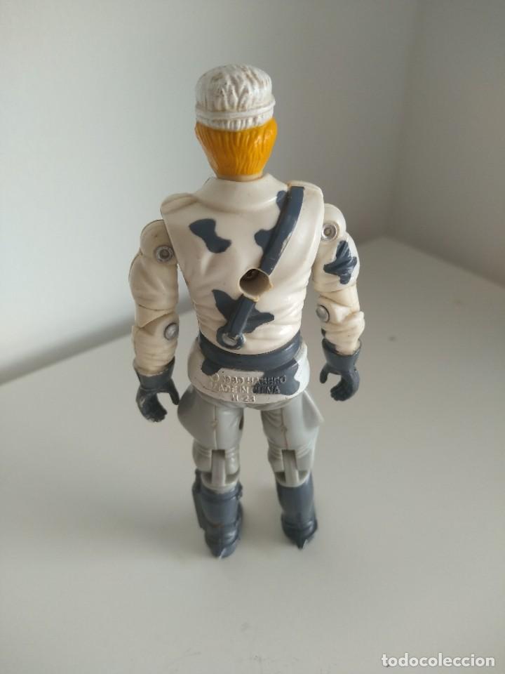 Figuras y Muñecos Gi Joe: GI JOE - COBRA WINDCHILL (v1) 1989 HASBRO - Foto 3 - 214138386