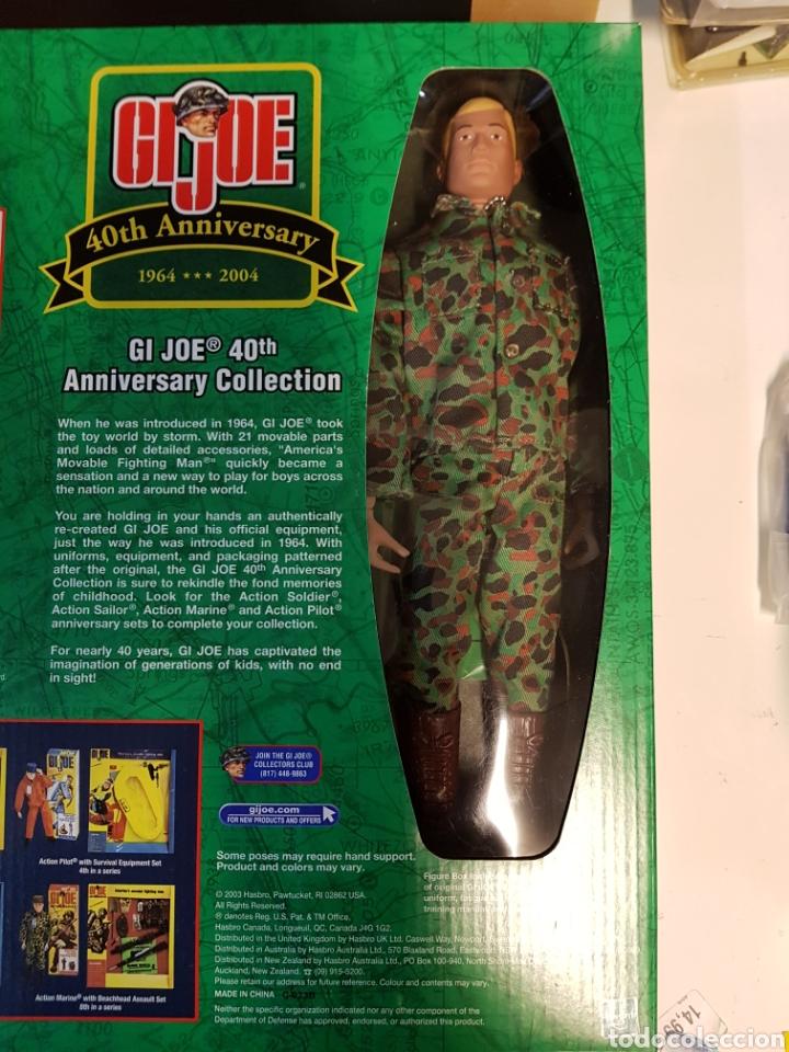 Figuras y Muñecos Gi Joe: GI JOE EDICION 40 ANIVERSARIO - Foto 2 - 199467167