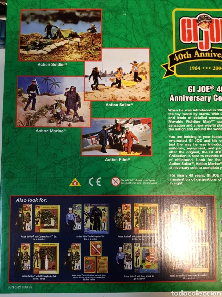 Figuras y Muñecos Gi Joe: GI JOE EDICION 40 ANIVERSARIO - Foto 4 - 199467167