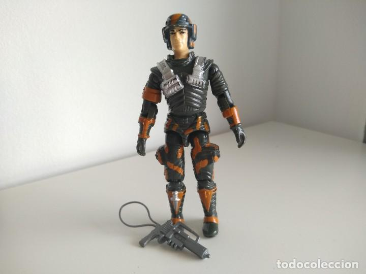 ☆ ☆ GI JOE BLOCKER (V1) 1987. COMPLETE 100%- COBRA - BY HASBRO (Juguetes - Figuras de Acción - GI Joe)
