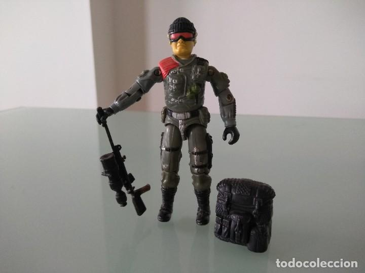 Figuras y Muñecos Gi Joe: ☆ ☆ LOW-LIGHT (v1) 1986. NIGHT SPOTTER - GI JOE - COBRA - Foto 2 - 199498735