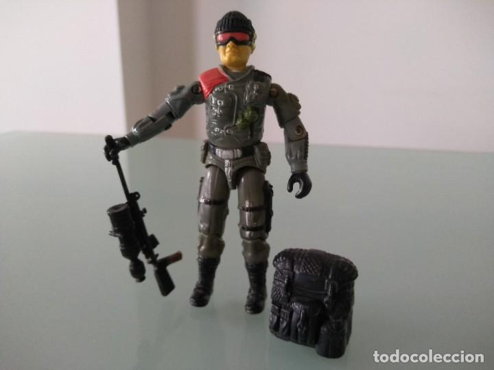 Figuras y Muñecos Gi Joe: ☆ ☆ LOW-LIGHT (v1) 1986. NIGHT SPOTTER - GI JOE - COBRA - Foto 3 - 199498735