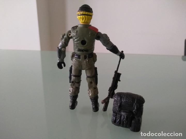 Figuras y Muñecos Gi Joe: ☆ ☆ LOW-LIGHT (v1) 1986. NIGHT SPOTTER - GI JOE - COBRA - Foto 4 - 199498735