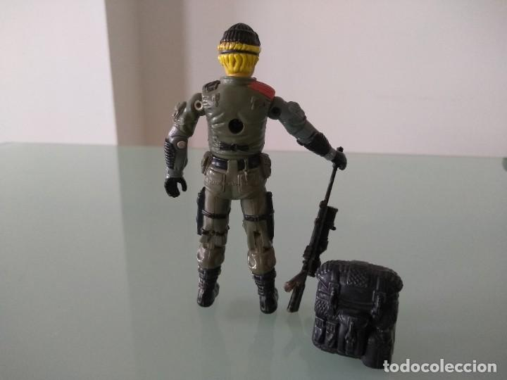 Figuras y Muñecos Gi Joe: ☆ ☆ LOW-LIGHT (v1) 1986. NIGHT SPOTTER - GI JOE - COBRA - Foto 5 - 199498735