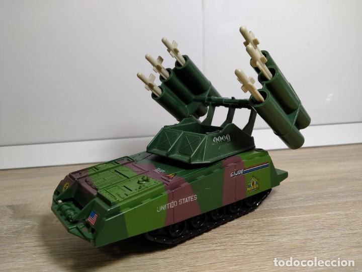 ☆ ☆ GI JOE ARMADILLO 1989 - HASBRO (Juguetes - Figuras de Acción - GI Joe)