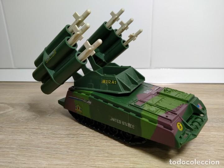 Figuras y Muñecos Gi Joe: ☆ ☆ GI JOE ARMADILLO 1989 - HASBRO - Foto 3 - 199499470