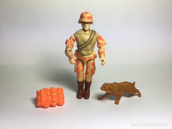 GI JOE SPREPHEAD & MAX HASBRO 1988 (Juguetes - Figuras de Acción - GI Joe)