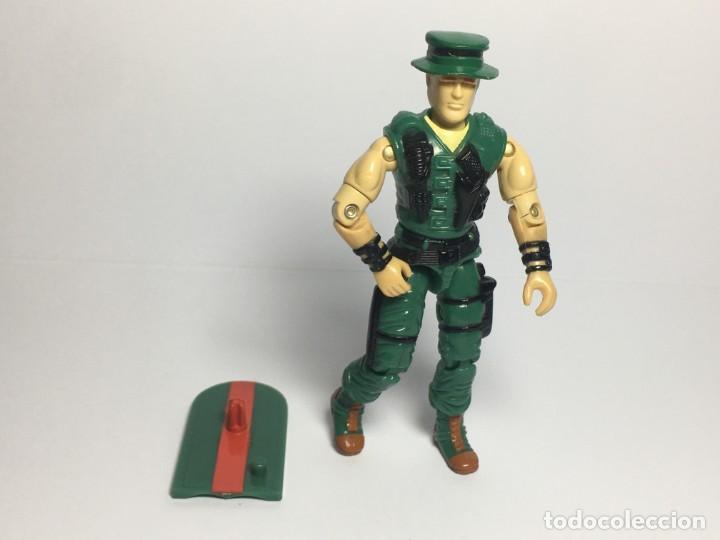 GI JOE MUSKRAT SWAMP FIGHTER HASBRO 1989 (Juguetes - Figuras de Acción - GI Joe)
