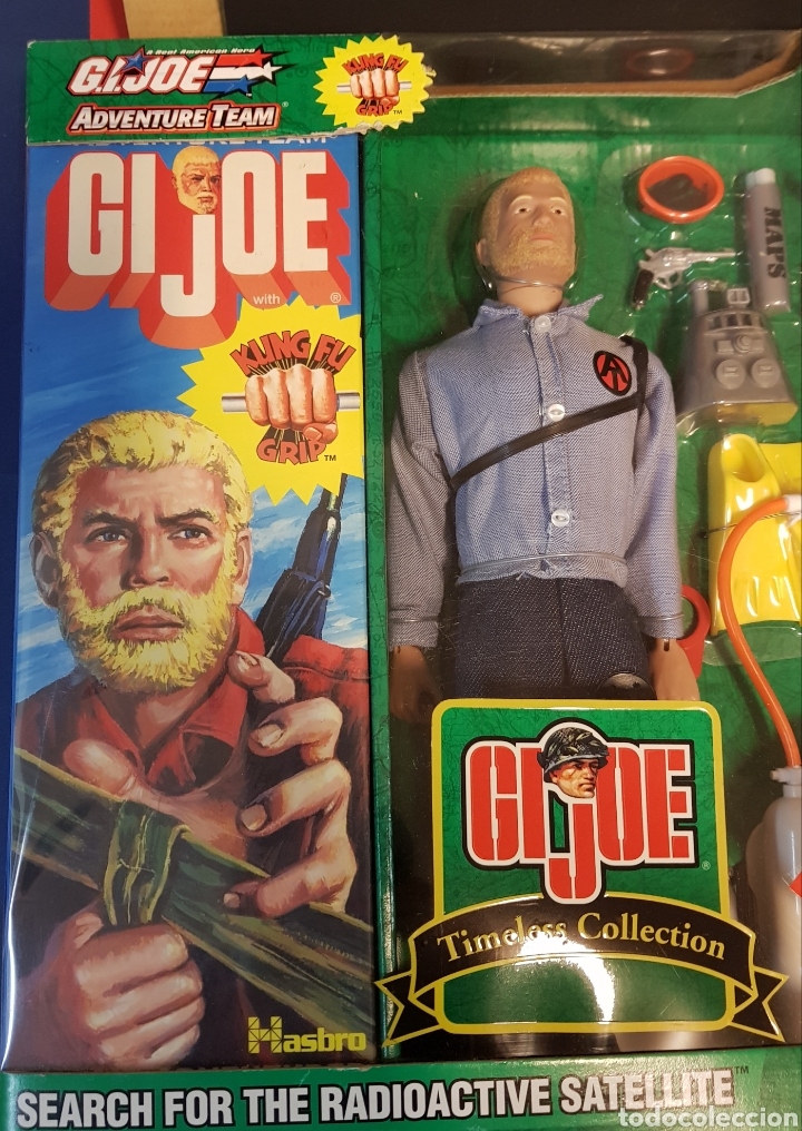 Figuras y Muñecos Gi Joe: GI JOE TIMELES COLLECTION - Foto 3 - 199513972