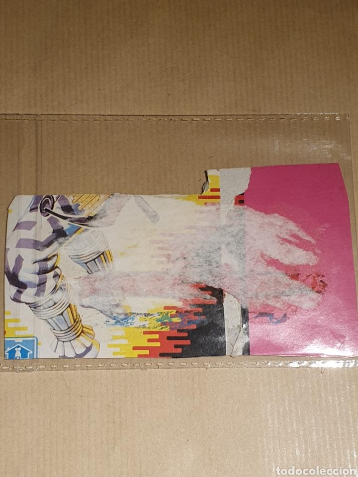Figuras y Muñecos Gi Joe: Ficha gijoe Sombra - Foto 2 - 199730242