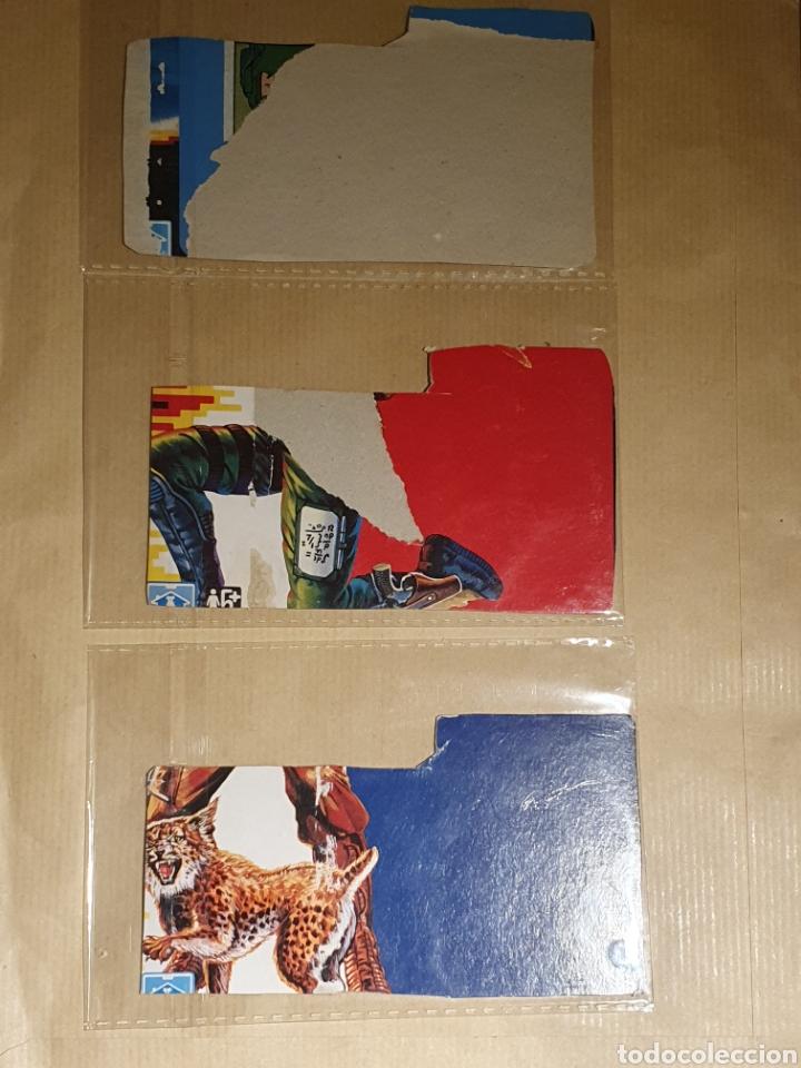 Figuras y Muñecos Gi Joe: Fichas gijoe varios idiomas - Foto 2 - 199731936