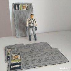 Figuras y Muñecos Gi Joe: GI JOE - COBRA WINDCHILL (V1) 1989 HASBRO. Lote 200646862