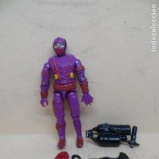 Figuras y Muñecos Gi Joe: GIJOE HYDRO-VIPER V1 (HIDRO VÍBORA) 1988 HASBRO. Lote 201192173