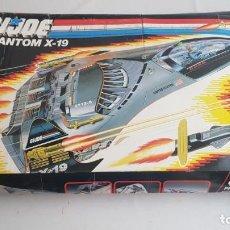 Figuras y Muñecos Gi Joe: GIJOE PHANTOM X-19. 1988. HASBRO. Lote 201860078