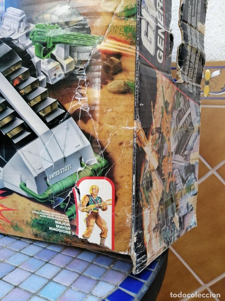Figuras y Muñecos Gi Joe: JUEGO GIJOE GENERAL - se le añade la figura que iba con el juego (ver fotografías) - Foto 29 - 202860693