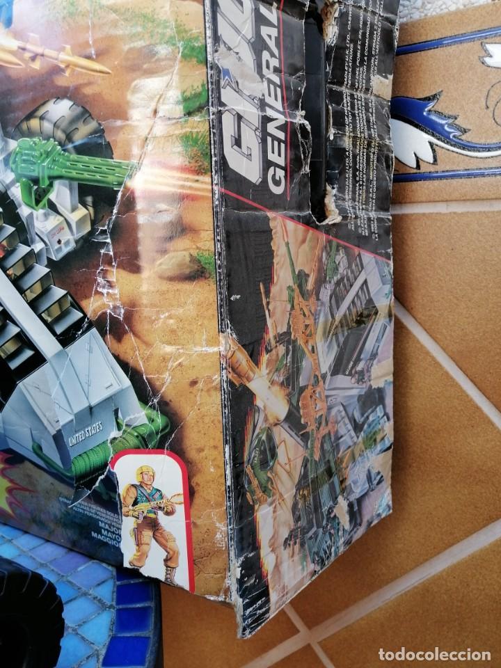 Figuras y Muñecos Gi Joe: JUEGO GIJOE GENERAL - se le añade la figura que iba con el juego (ver fotografías) - Foto 31 - 202860693