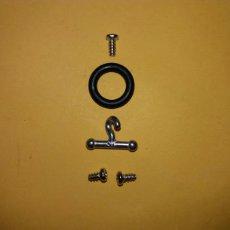 Figure e Bambolotti Gi Joe: KIT REPARACIÓN COMPLETO PARA FIGURAS GIJOE 80/90'S. ANILLA DE GOMA + TORNILLOS + CADERA. GI JOE. Lote 205382466