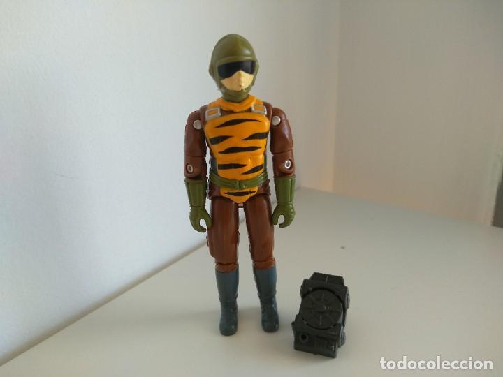Figuras y Muñecos Gi Joe: GI JOE TRIPWIRE (v3) 1990 TIGER FORCE HASBRO G.I.JOE - GIJOE - COBRA - Foto 6 - 205653383