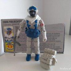 Figuras y Muñecos Gi Joe: G.I.JOE - GIJOE - SNOW SERPENT (V1) - 1985 COBRA POLAR ASSAULT. Lote 206149417