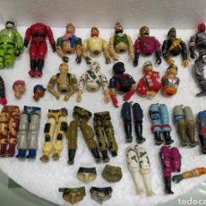 Figuras y Muñecos Gi Joe: GI JOE, GIJOE LOTE DE PIEZAS. PARA REPUESTO O CUSTOMIZAR.. Lote 206275211