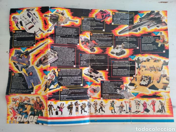 CATALOGO GI JOE 1988 (Juguetes - Figuras de Acción - GI Joe)