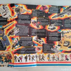 Figuras y Muñecos Gi Joe: CATALOGO GI JOE 1988. Lote 206545720