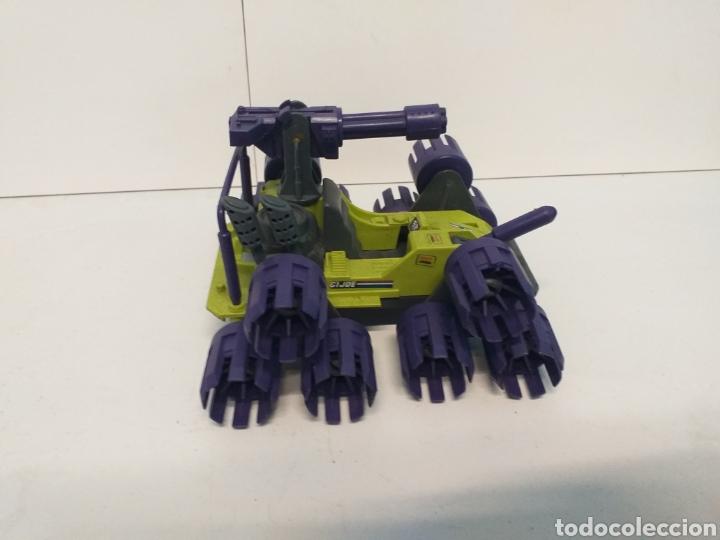 Figuras y Muñecos Gi Joe: Vehículo gi joe 1987 hasbro - Foto 2 - 206547892