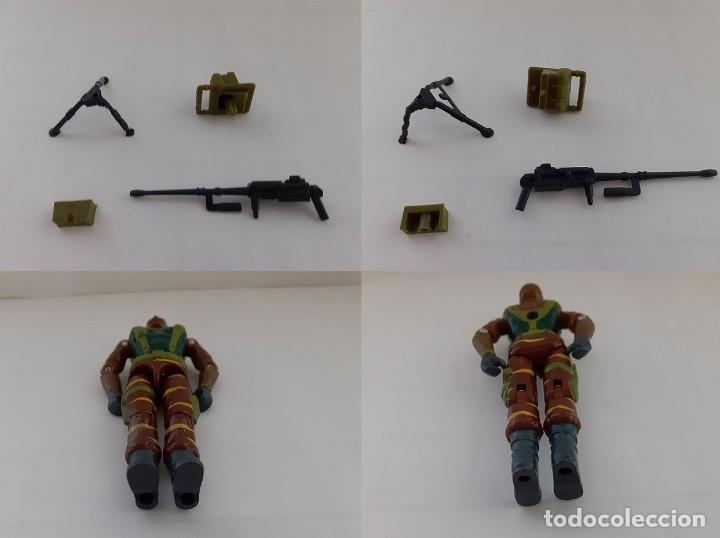 Figuras y Muñecos Gi Joe: Gi Joe Tiger Action Force Roadblock Figura Filecard E 1988 - 89 Vendimia (10.005) - Foto 9 - 206756976
